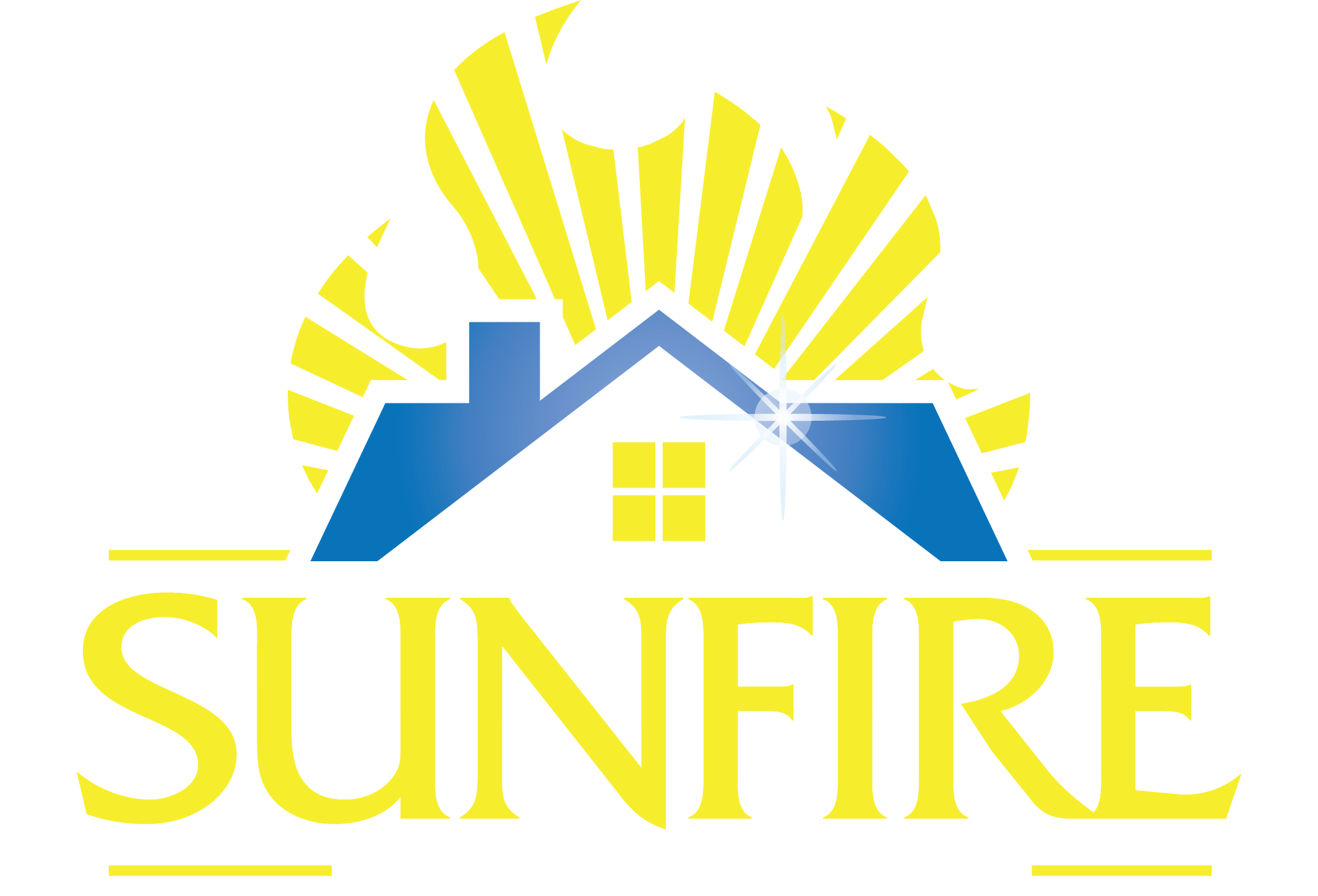 Sunfire Roof Cleaning Logo
